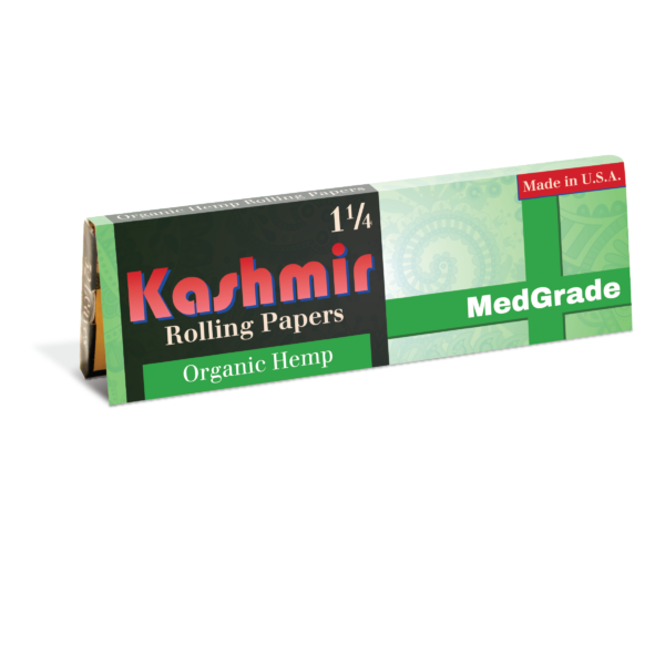 Kashmir MedGrade Rolling Papers