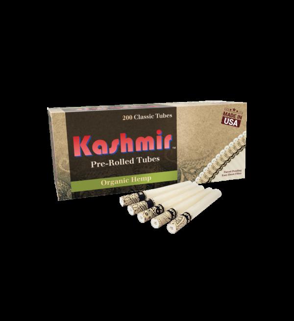 Kashmir Organic Hemp Pre-Rolled Tubes 200ct Carton