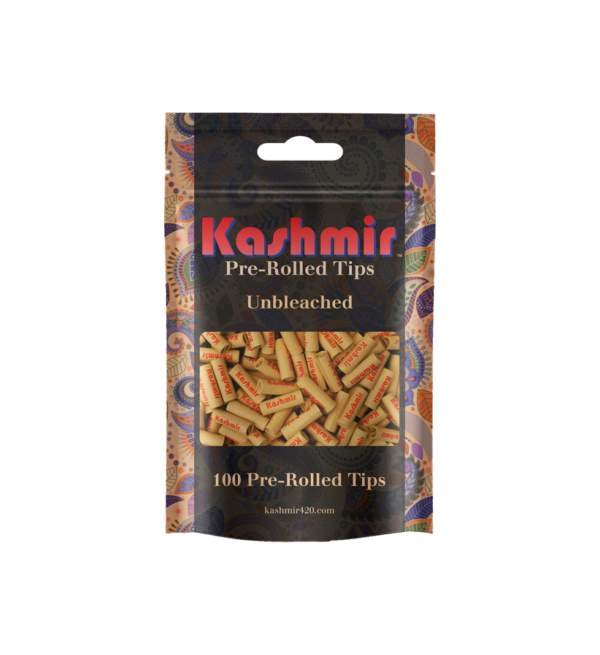 Button to buy Kashmir Pre-Rolled Unbleached Tips