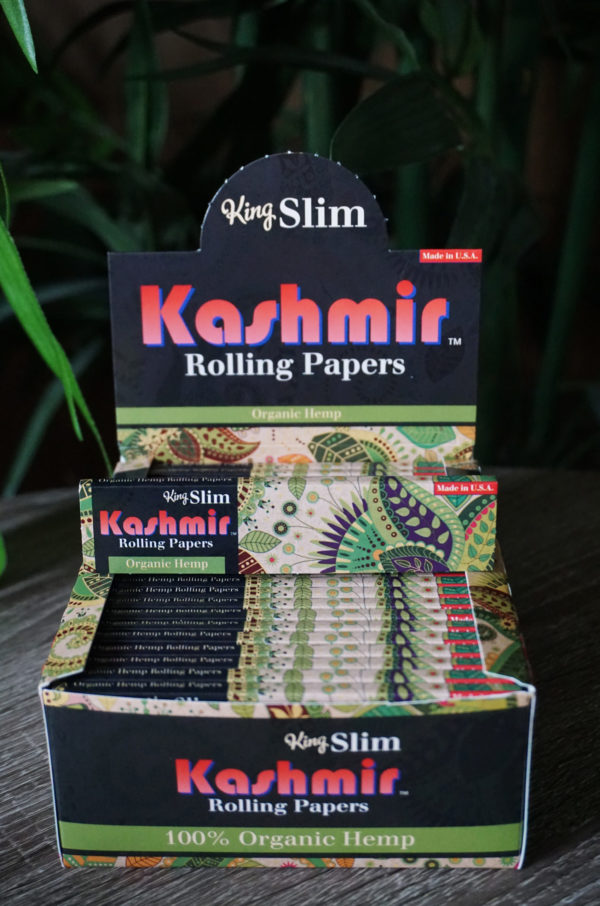 Kashmir Organic Hemp Rolling Papers