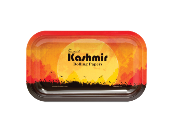Kashmir Special Edition #3 Rolling Tray