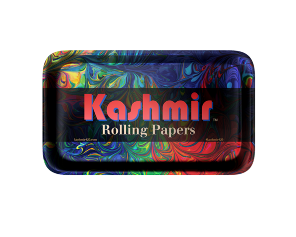 Kashmir Special Edition #4 Rolling Tray