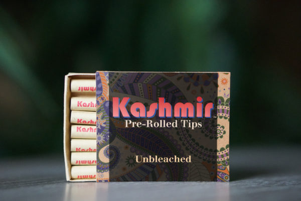 unbleached paper tips