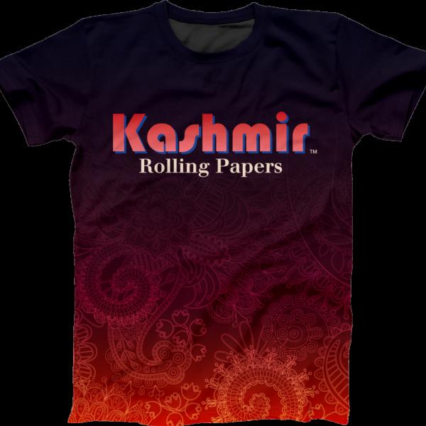 Kashmir Tshirt design